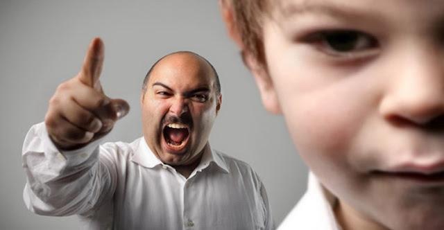 Marah Kepada Anak Dalam Islam