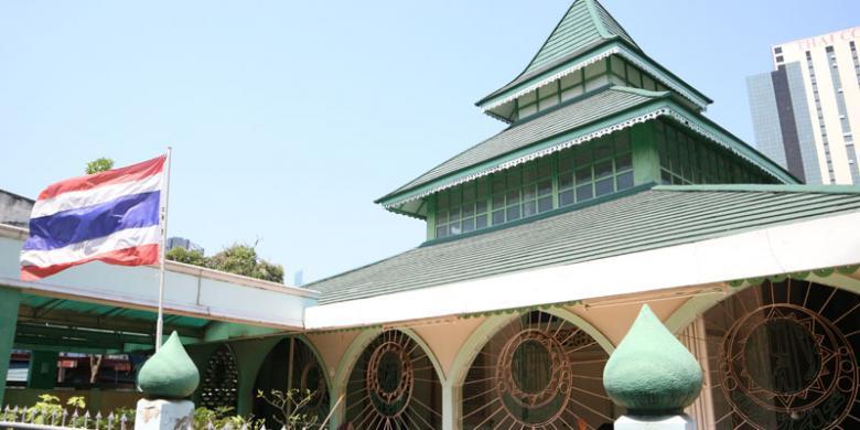 Sejarah Masjid Thailand tak Terlepas dari Budaya Indonesia