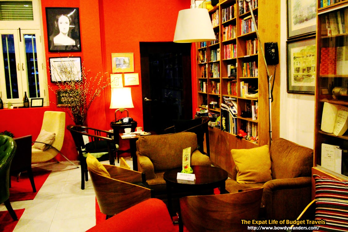 bowdywanders.com Singapore Travel Blog Philippines Photo :: Singapore :: The Reading Room, Outram Park