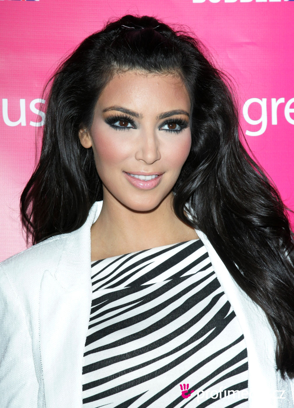 Kim Kardashian Interviews Kylie Jenner About Her Best: Kim Kardashian: Kim Kardashian Hairstyles