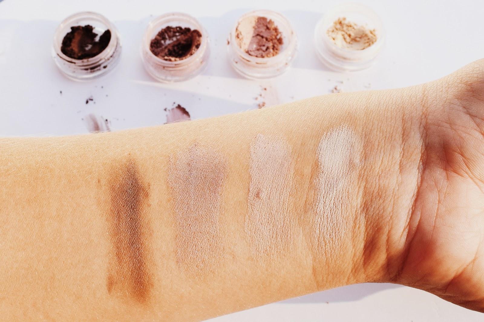 Makijaż kosmetykami mineralnymi Annabelle Minerals