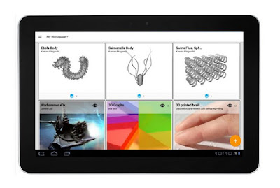 Ideas Worth Making 3D Printing Android App Now Available for you