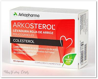 arkosterol, colesterol, arkopharma