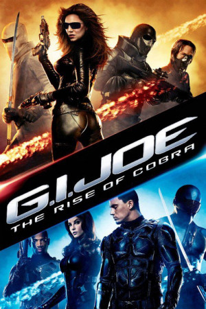 G.I. Joe: The Rise of Cobra (2009) Dual Audio Hindi 400MB BluRay 480p ESubs