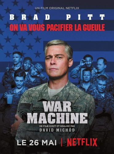 Máquina de guerra (2017) [BRrip 720p] [Latino] [Drama]