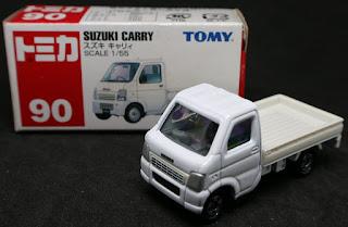 Tomica - 90 , 紙盒裝