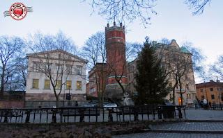 Mosebacke, Estocolmo, Suecia