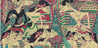 Karya Lukis Wayang - www.simplenews.me