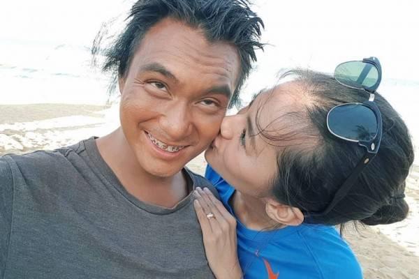Pose Nyeleneh Baim Wong Yang Bikin Kocak
