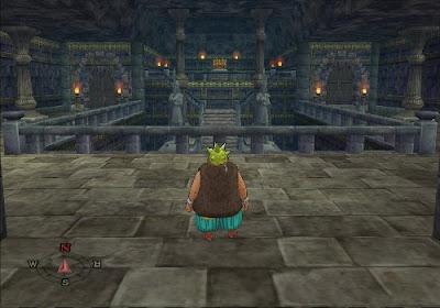Dragon Quest VIII - El Periplo del Rey Maldito - Laberinto de los héroes