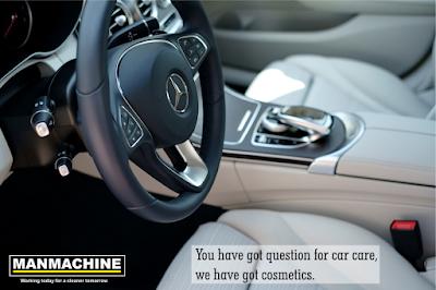 Car Interior Cleaning - Manmachine.in