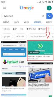 cara mendownload gambar dari google