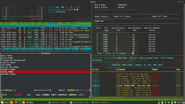 Cara Install dan Menggunakan Tmux di Ubuntu/Linux Mint