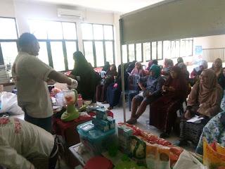 Lismah Rahmawati, Relawan Literasi Pencetus Program Food Literasi Kota Cirebon