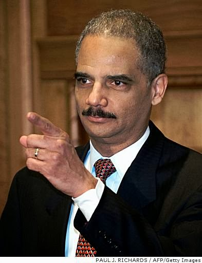 Eric H. Holder, Attorney General, has holdings in 16 Facebook ''dark pools''