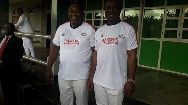 Ugwuanyi and Ekweremadu step out as Enugu Rangers plot NPFL title