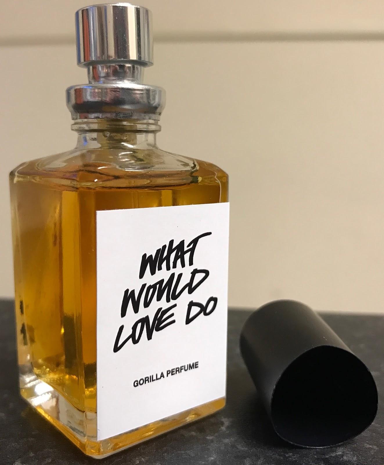 All Things Lush UK: What Would Love Do Liquid Perfume