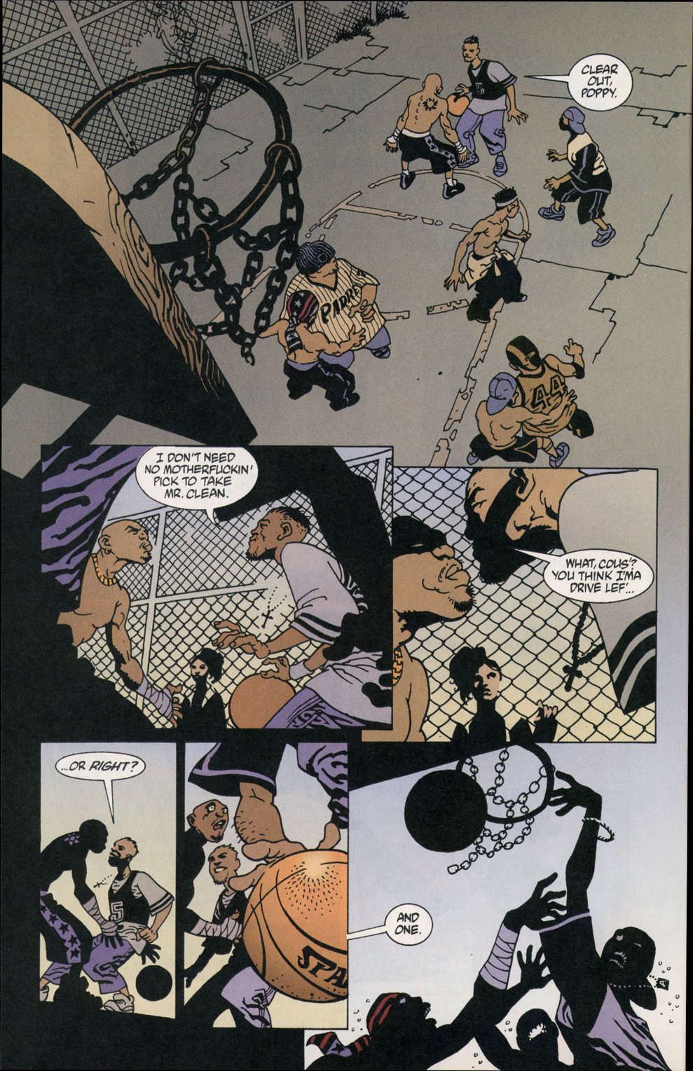 Read online 100 Bullets comic -  Issue #2 - 5