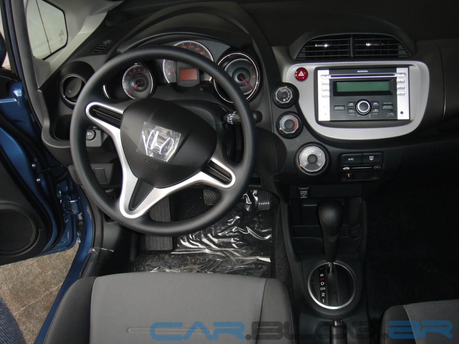 Honda Fit Lx >> Honda Fit Twist Automático tem preço de R$ 60.900 reais | CAR.BLOG.BR