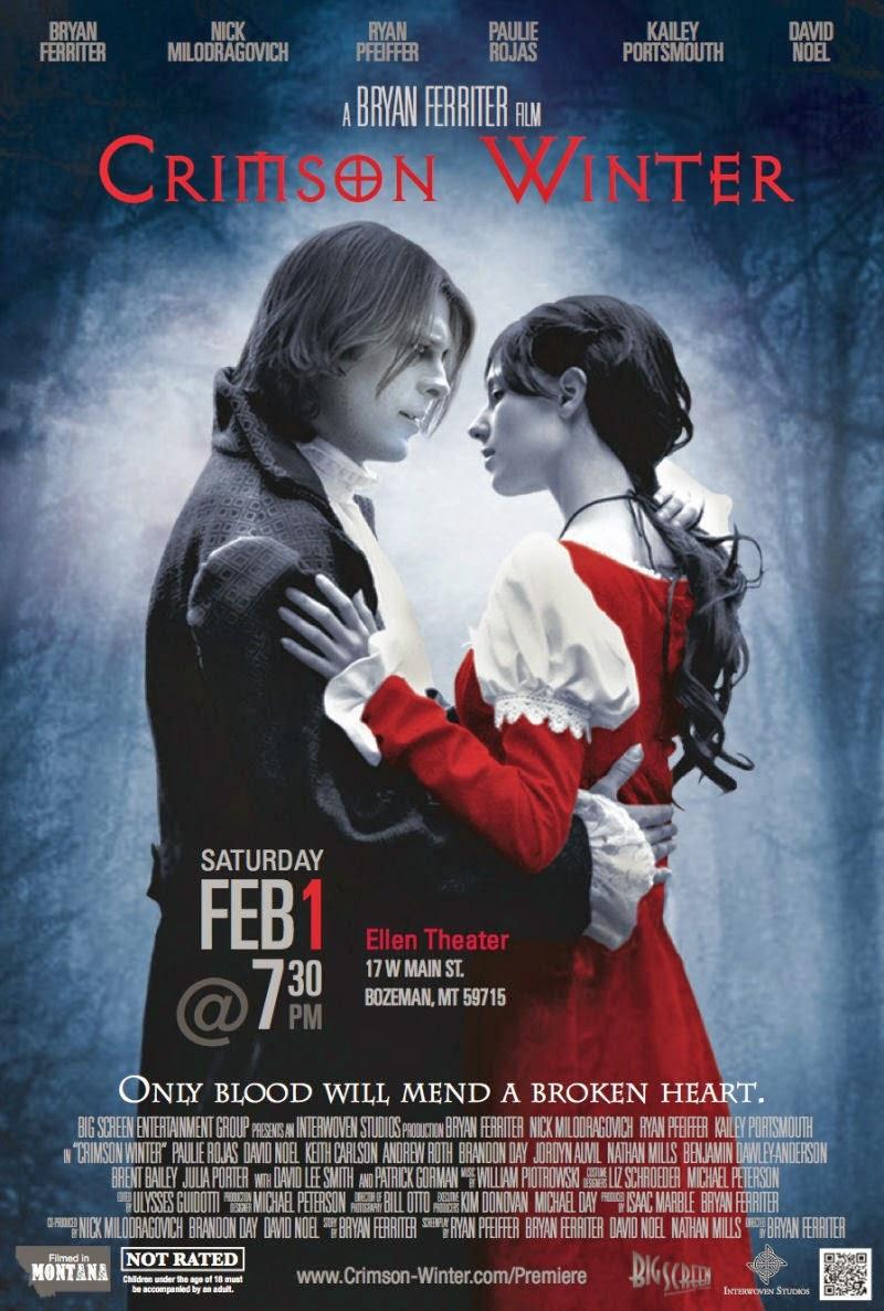 Download Crimson Winter (2013) BluRay 720p