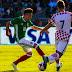 Croacia ganó 2-1 a México