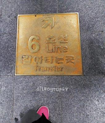 Tips Naik Metro di Seoul Korea