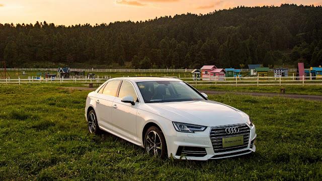 Audi A4-L China