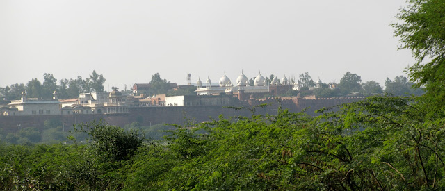 fort from a distance