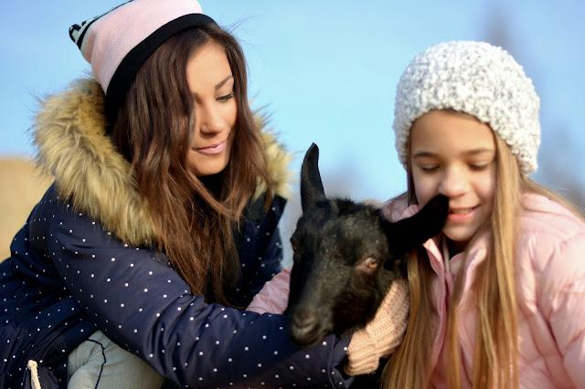 Koza, Noemi i ja ;-) - Czytaj więcej