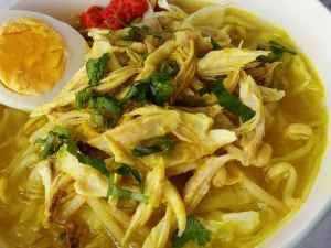 Kuliner Indonesia - Soto Lamongan