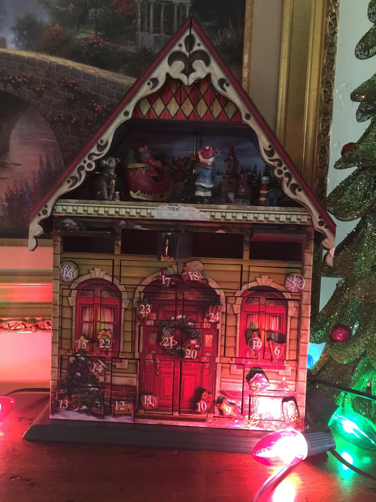 Show Amp Tell Tuesday Christmas Decorations Mix Amp Match Mama