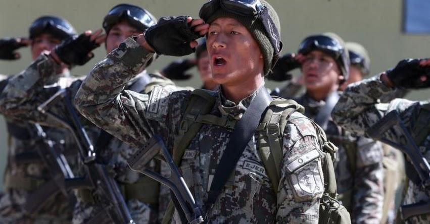 PAPA FRANCISCO EN PERÚ: Fuerzas Armadas apoyarán plan de seguridad durante visita del Santo Padre - www.papafranciscoenperu.org