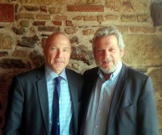 Ενέργειες για την ανάπτυξη των σχέσεων Πιερίας και Τσεχίας