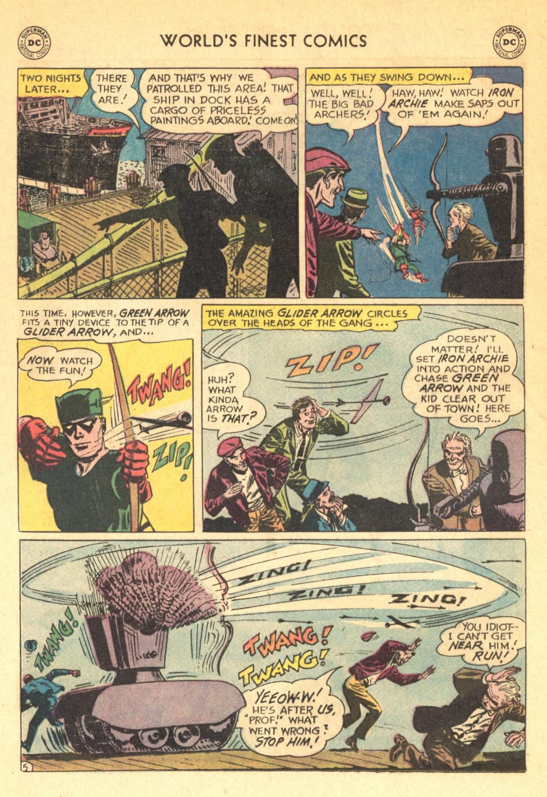 Read online World's Finest Comics comic -  Issue #129 - 31