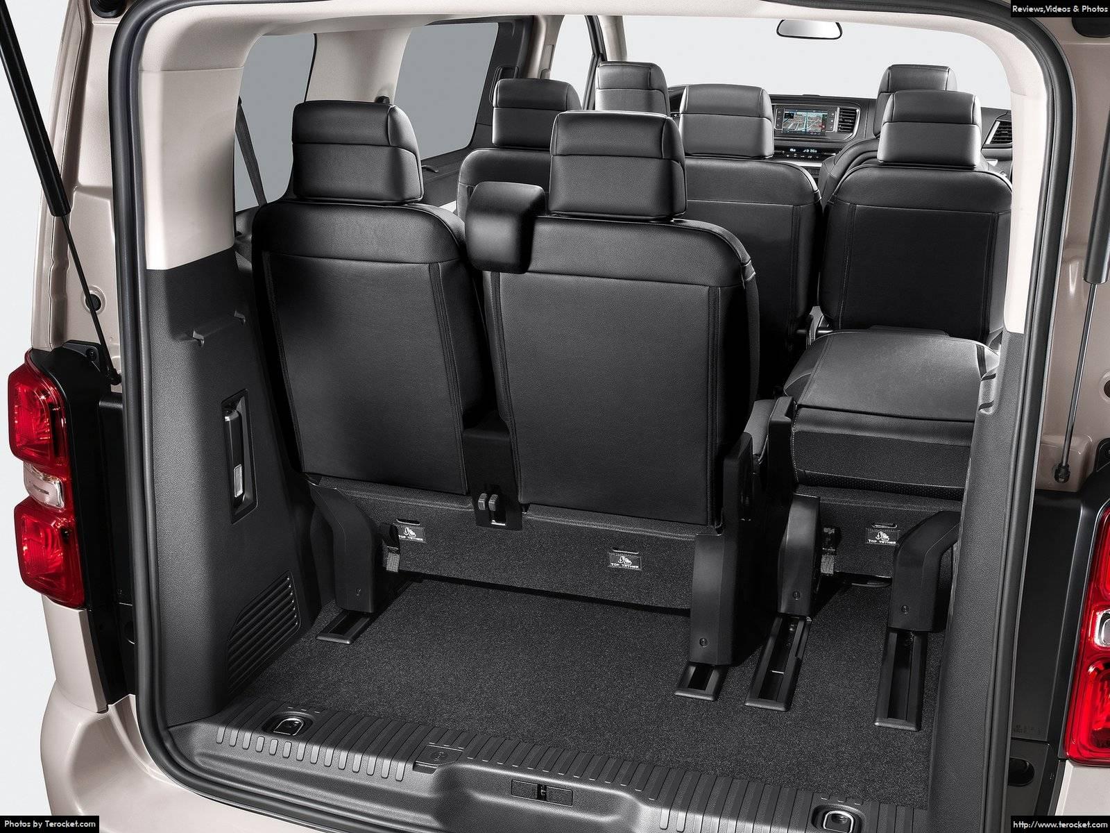 Hình ảnh xe ô tô Citroen SpaceTourer 2016 & nội ngoại thất