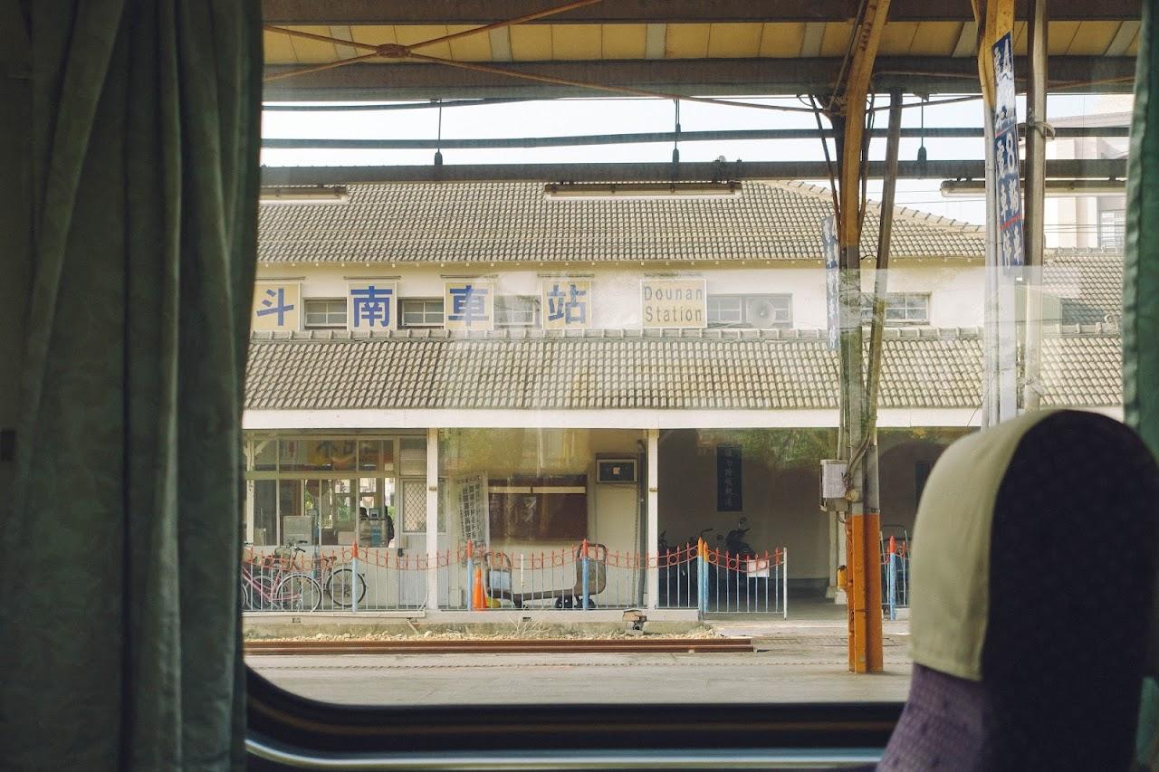 台湾鉄道 自強号(台中駅ー台南駅)