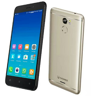 gionee x1 full phone specifications
