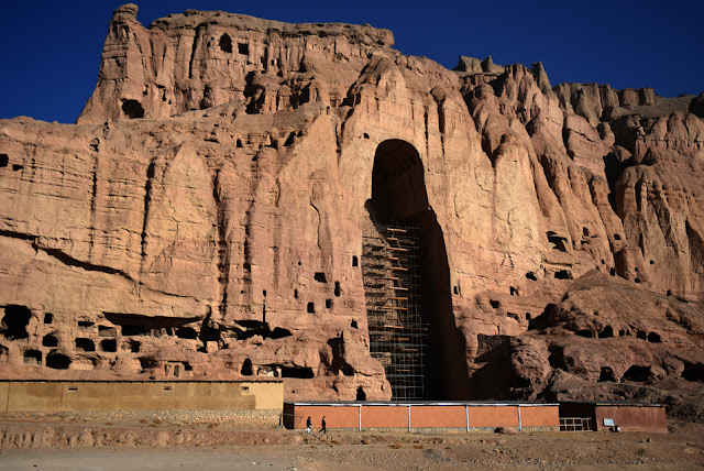 Rebuilding history? Debate rages over lost Afghan Buddhas
