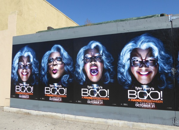 Boo Madea Halloween movie posters