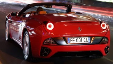 Supercarworld 2017 Ferrari California T