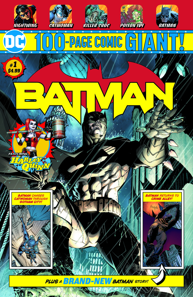 Batman 100-Page GIANT