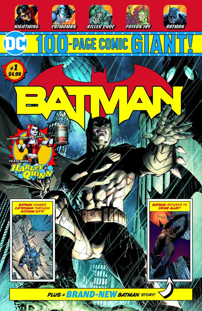 Batman 100-Page GIANT
