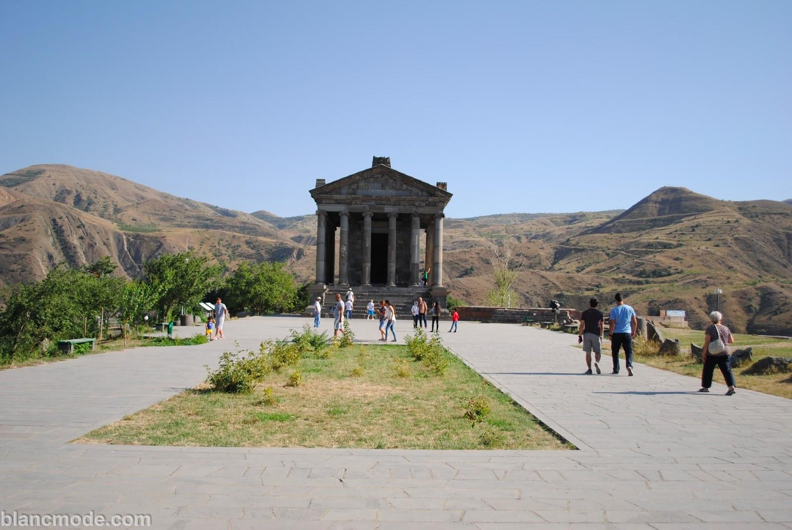 garni temple