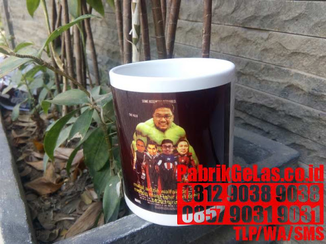 PRINT GOLD MUG JAKARTA