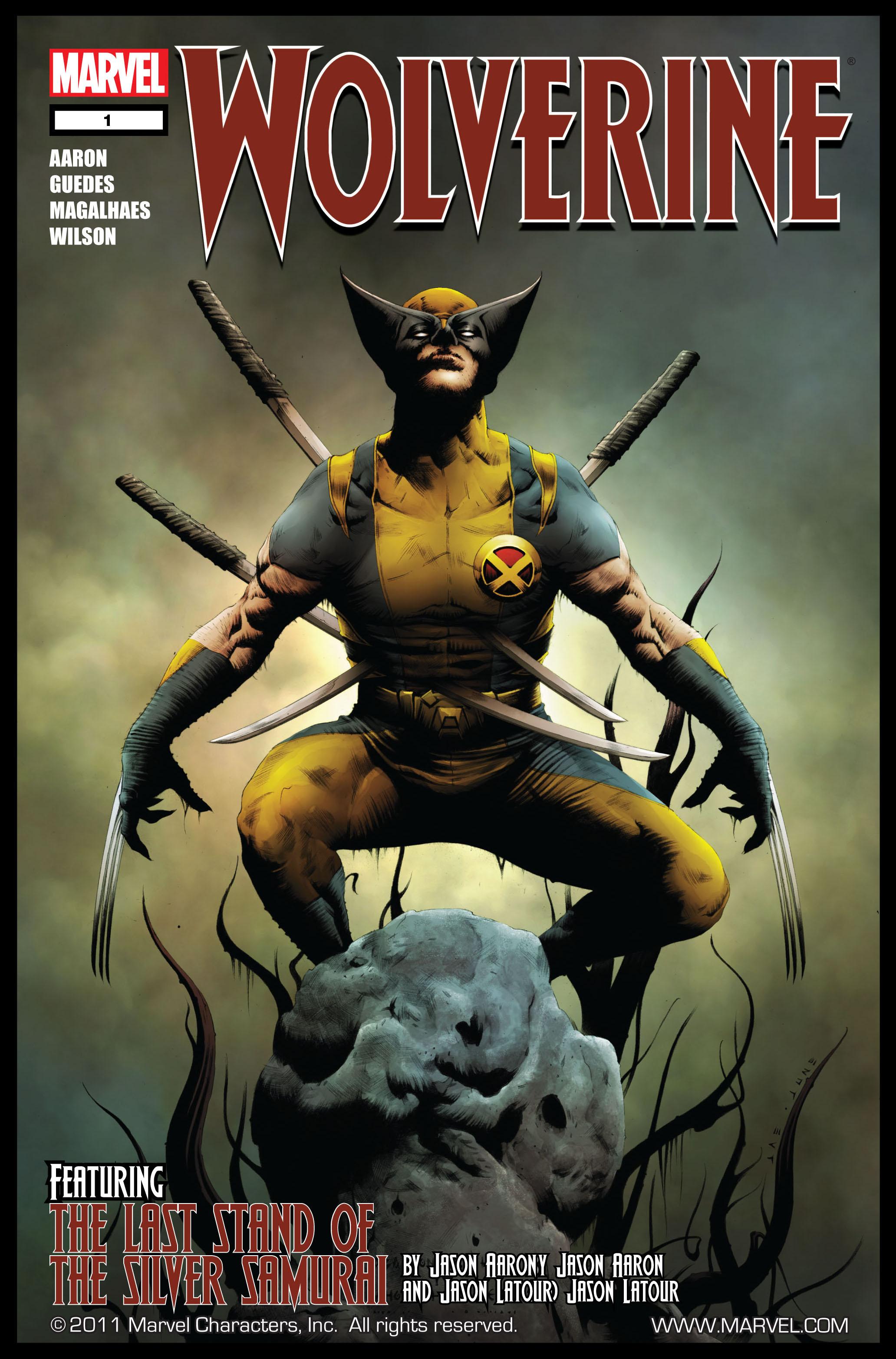 Wolverine (2010) 1 Page 1