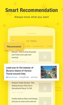 UC News -Trending News browser APK Latest Version