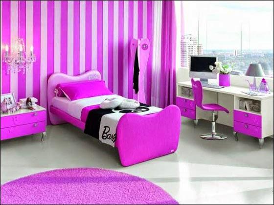غرفة باربي
