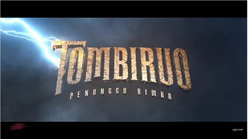 TRAILER FILEM TOMBIRUO: PENUNGGU RIMBA finally!