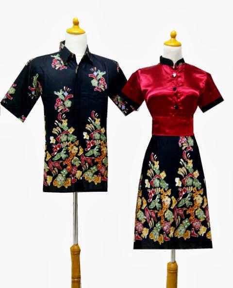 Dalam Lemari 1 Terdapat 4 Kemeja Batik: Baju Batik Sarimbit Terbaru