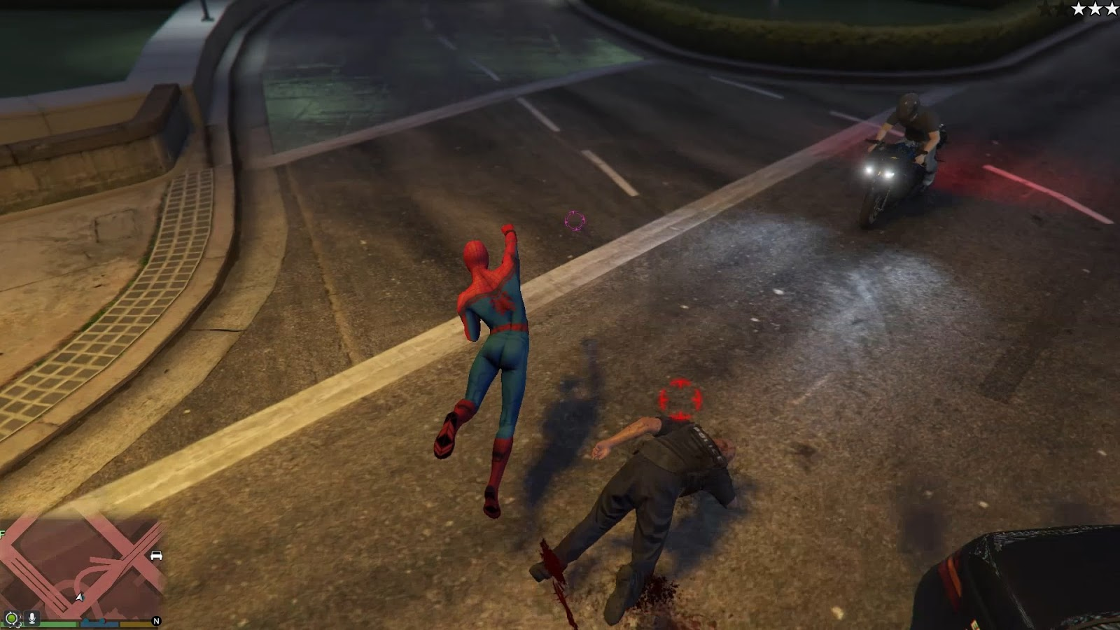 GTA X Scripting: GTA V - The Spiderman mod by JulioNIB